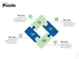 Puzzle Growth Strategy F83 Ppt Powerpoint Presentation Outline Themes