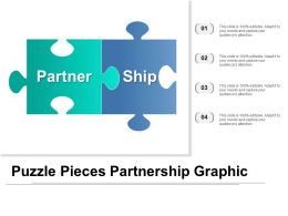 Puzzle Pieces Partnership Graphic