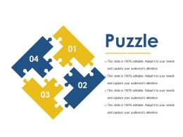 puzzle powerpoint ideas