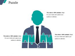 Puzzle Powerpoint Slide Ideas