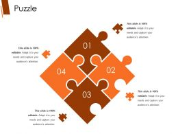 Puzzle Powerpoint Slide Images