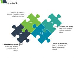 Puzzle Powerpoint Templates Microsoft