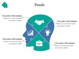 Puzzle Ppt Design Ideas