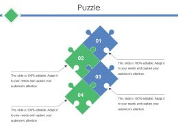 Puzzle Ppt Example