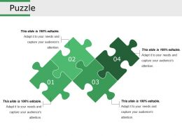 Puzzle Ppt Example File