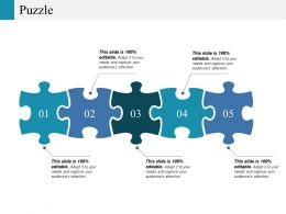 Puzzle Ppt File Designs Download