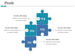 Puzzle Ppt Gallery Good