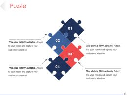 Puzzle Ppt Images Gallery Ppt Infographics Template 1