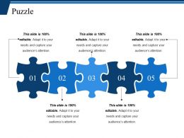 Puzzle Ppt Inspiration