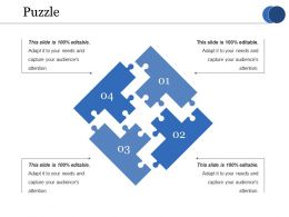 Puzzle Ppt Pictures Format Ideas