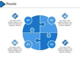 Puzzle Ppt Presentation