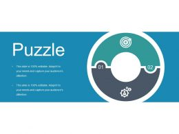 Puzzle Ppt Presentation Examples