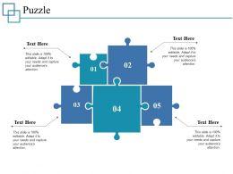 Puzzle Ppt Professional Design Inspiration