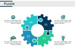 Puzzle Ppt Professional Graphics Tutorials