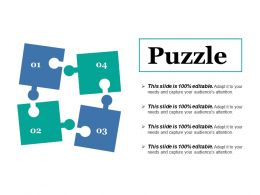 Puzzle Ppt Sample Download