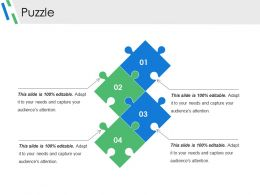 Puzzle Ppt Sample Presentations