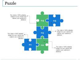 Puzzle Ppt Show