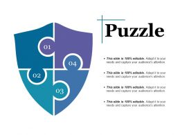 Puzzle Ppt Styles Design Templates
