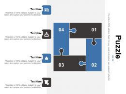 Puzzle Ppt Styles Examples