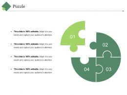 Puzzle Ppt Visual Aids Files