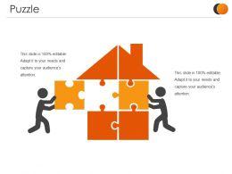 Puzzle Presentation Design