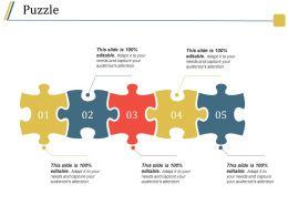 Puzzle Presentation Slides