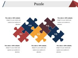 Puzzle Presentation Visual Aids