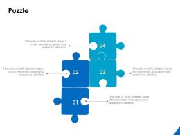 Puzzle Problem Solution A11 Ppt Powerpoint Presentation Professional Slide Portrait