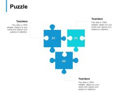 Puzzle Problem Solution A68 Ppt Powerpoint Presentation Model Portfolio