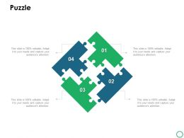 Puzzle Problem Solution C955 Ppt Powerpoint Presentation Icon Inspiration