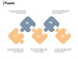 Puzzle Problem Solution E131 Ppt Powerpoint Presentation Icon Aids