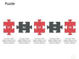 Puzzle Problem Solution Ppt Powerpoint Presentation Model Example File