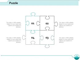 Puzzle Problem Solution Ppt Slides Designs Download