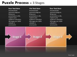 Puzzle Process 3 Stages 65