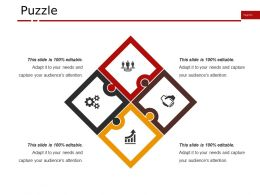 Puzzle Sample Presentation Ppt 1