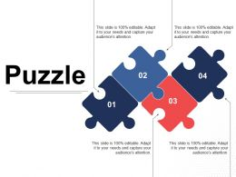 Puzzle Solution Ppt Infographics Infographic Template