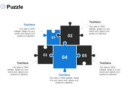 Puzzle Solution Ppt Powerpoint Presentation Infographics Graphics Design