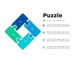 Puzzle Solution Ppt Powerpoint Presentation Portfolio Mockup