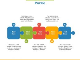 Puzzle Solution Problem Ppt Powerpoint Presentation File Pictures