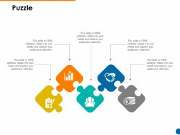 Puzzle Storage Ppt Powerpoint Presentation Styles Backgrounds