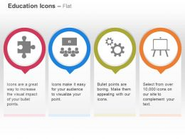 puzzles_video_conference_engineering_blackboard_ppt_icons_graphics_Slide01