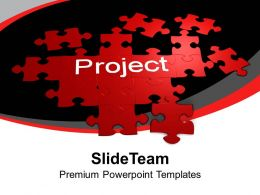 puzzles_with_word_project_finance_powerpoint_templates_ppt_backgrounds_for_slides_0113_Slide01