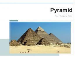 Pyramid Dollar Miniature Golden Sphinx Egyptian Attraction