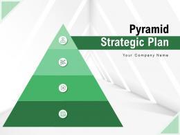 Pyramid Strategic Plan Marketing Product Development Analysis Goals Management