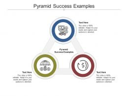 Pyramid Success Examples Ppt Powerpoint Presentation Summary Files Cpb