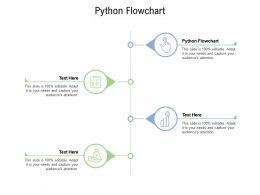 Python Flowchart Ppt Powerpoint Presentation Summary Template Cpb