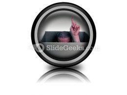 Aha PowerPoint Icon Cc