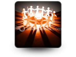 Alltogheter PowerPoint Icon S