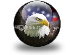 American Eagle01 PowerPoint Icon C