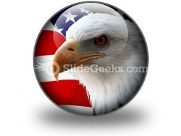 American Eagle PowerPoint Icon C